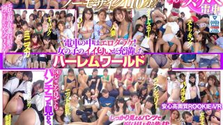 [RVR00005] [VR] The Lucky Lust Train Where You Can Always Get To See Panty Shot And Nip Slip Action - R18
