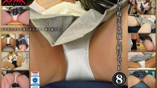 [SLVR-010] [VR] You'll Get To Keep On Peeping On S********l Babes In This VR Video (8) - R18