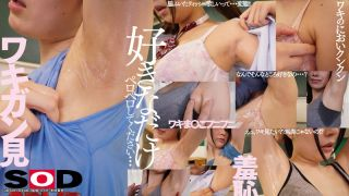 [3DSVR-0446] [VR] [Underarm-Licking VR] ~Can I Lick Your Armpits?~ - R18