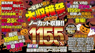 [EXKVR-001] [VR] 4K VR 21 Works, 1,155 Minutes No Cut Record!! The Best Of The Early Autumn Harvest Festival!! - R18